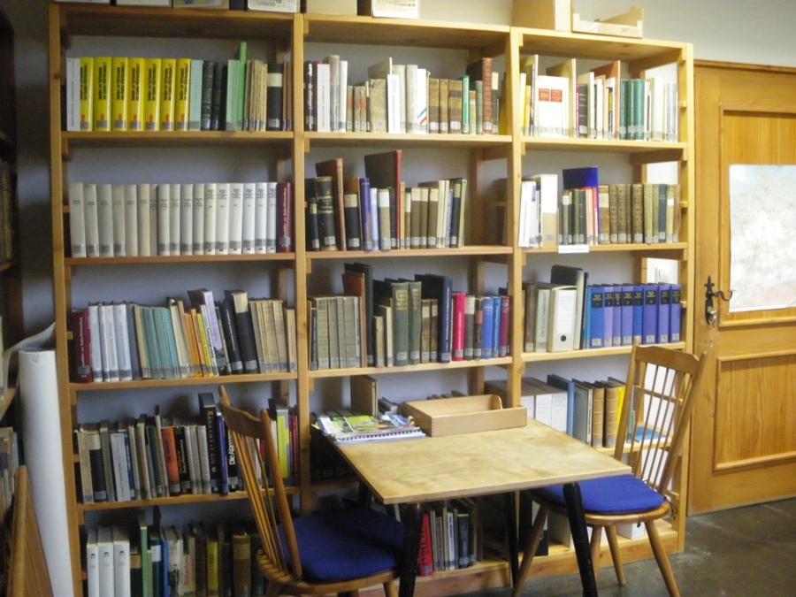 Die Präsenzbibliothek