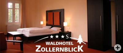 Residence Zimmer im Waldhotel Zollernblick