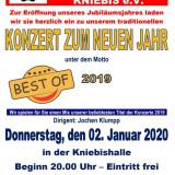 Jahreskonzert 2020