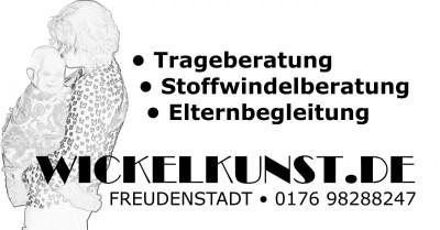Wickelkunst  Logo
