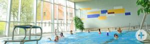 Badespaß im Hallenbad Wittlensweiler