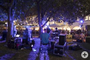 Immer was los beim Sommernachtshopping in Freudenstadt!