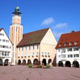 Bild vom Rathaus