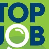 Logo mit der Aufschrift Top Job