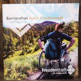 Broschüre zum barrierefreien Urlaub in Freudenstadt
