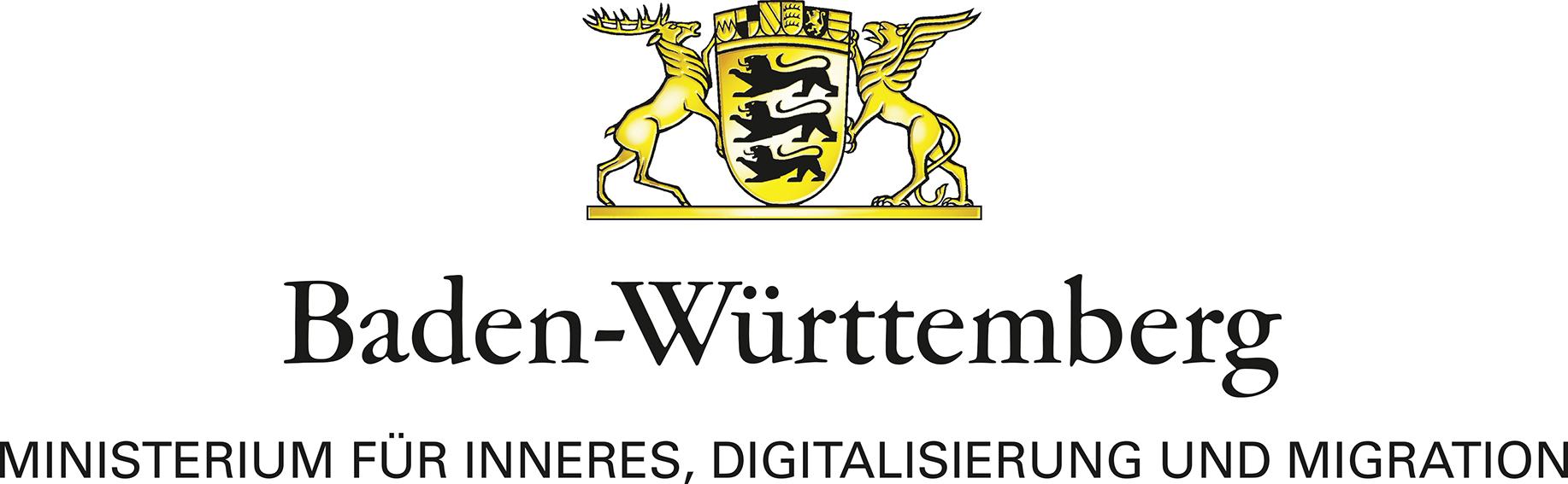 Logo IM BW