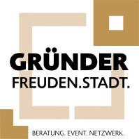 Logo Quadratisch für GründerFreudenStadt