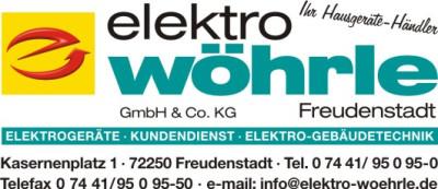 Elektro-Wöhrle Hausgeräte