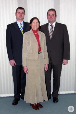 Christian, Christine, Stephan Fischer