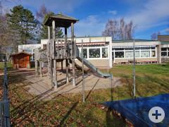 Garten des Theodor-Gerhardt-Kindergartens