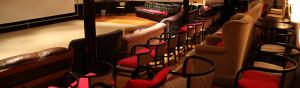 Der Saal des Subiaco Kinos