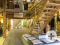 Die Ausstellung im Dachgeschoss des Museums im Stadthaus auf dem Marktplatz