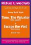 Plakat Time, The Valuator