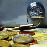 Geldscheine und Noten