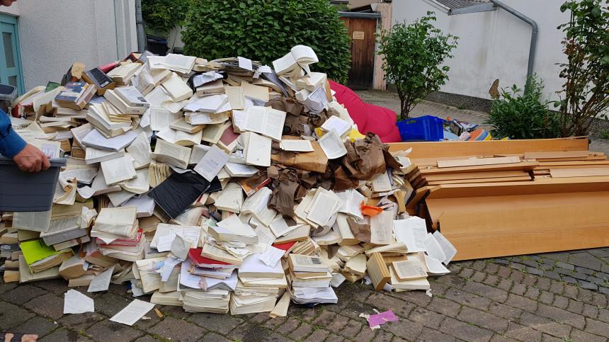 Bücherberg Rheinbach
