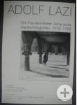 Ausstellungsflyer aus dem Jahre 1998
