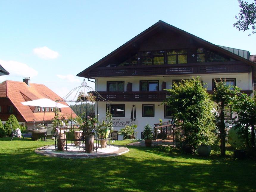 Garten Kniebishöhe